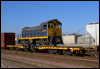 S2 2381 at Rana, CA, 2007 • The Alco is to be turned over to the San Diego & Imperial Valley in San Diego then to Carrizo Gorge Railway in San Ysidro for delivery to the Pacific Southwest Railway Museum at Campo, CA