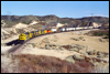 C30-7 8113 westbound near MP57 in Cajon Pass, CA, 1989
