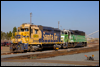 GP30 2409 and GP50 3118 in San Diego, CA, 2008