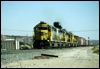SD45-2 5866 • Summit, CA, 1991
